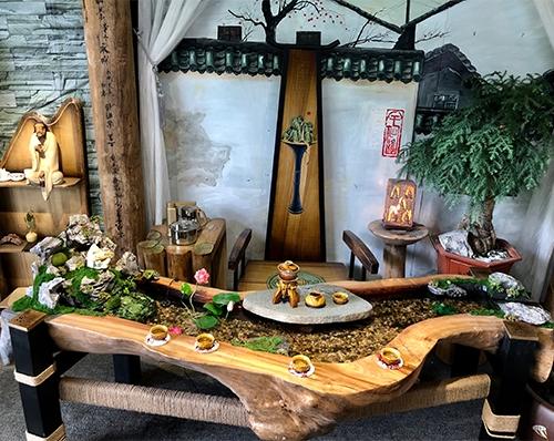 中式民宿家具