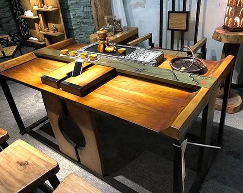 民宿实木家具